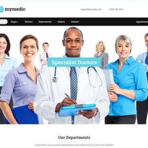 MyMedic - ThemeJunkie