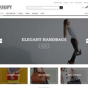 Shopy - ThemeJunkie