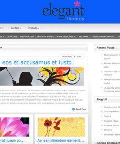 Simplism - ElegantThemes