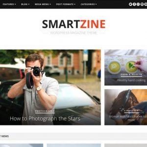 SmartZine - ThemeJunkie
