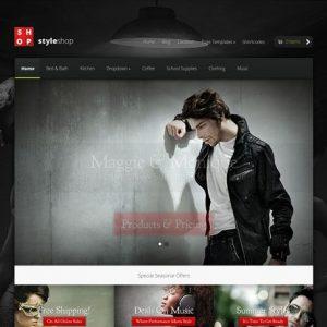 styleshop - elegantthemes