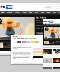 videoplus theme wordpress