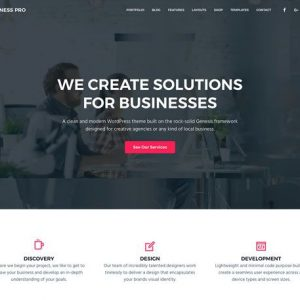 Business Pro - StudioPress
