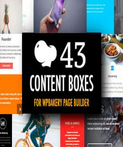 Content Boxes for WPBakery Page Builder (Visual Composer)
