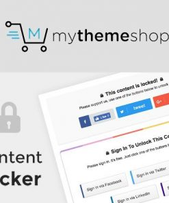 Content Locker Pro - MyThemeShop