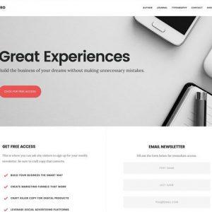 Digital Pro - StudioPress