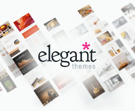 80+ Themes of Elegant Themes