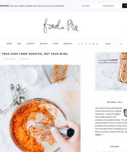 Foodie Pro - StudioPress