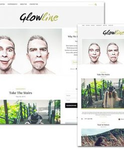 Glowline - ThemeHunk