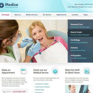 Medica - ThemeFuse