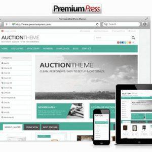 Online Auction - PremiumPress