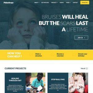 Philanthropy - ThemeFuse