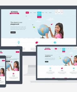 School - MyThemeShop