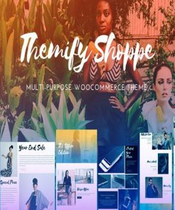 Shoppe - themify