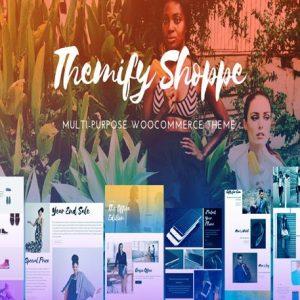 Shoppe - themify