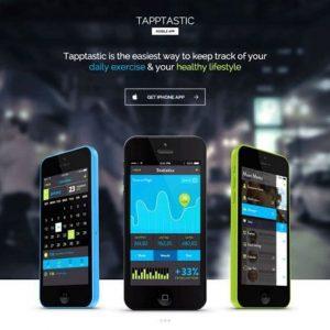 Tapptastic - ThemeFuse