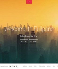 fullpane - themify