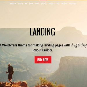 landing - themify