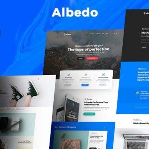 Albedo - themeforest