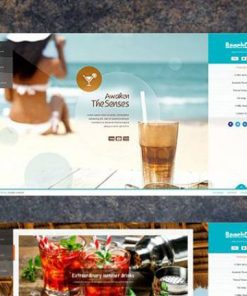 Beach Club - aitthemes