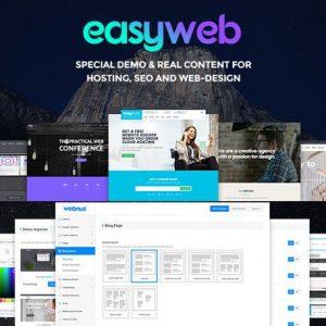 EasyWeb - themeforest