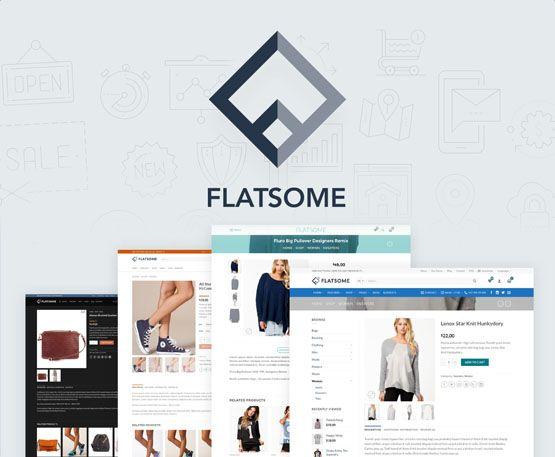Flatsome - themeforest