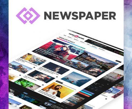 Newspaper - themeforest