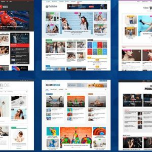 Publisher - themeforest