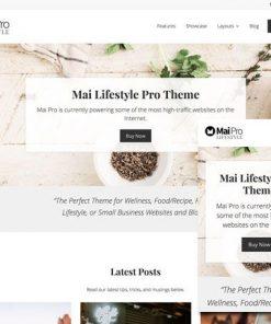 Mai Lifestyle Pro - StudioPress
