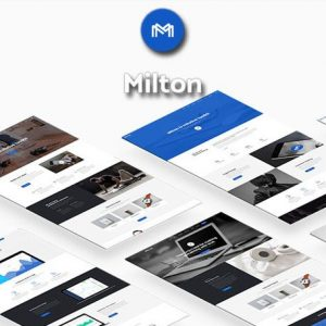Milton - Themeforest