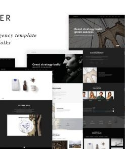 Demeter - Creative HTML5 Template