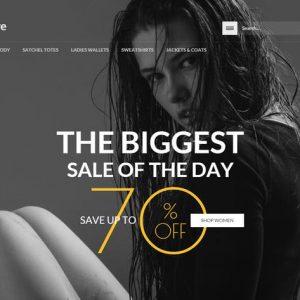 E-Store - Responsive HTML Template