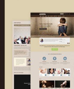 Humanity | NGO & Charity Responsive HTML Template