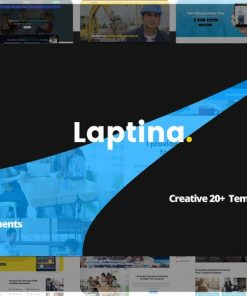 Laptina - Multi-Purpose High-Performance Template