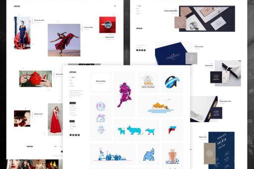 Opium - Photography, Portfolio HTML Template