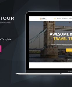 Travel Tour - HTML Travel & Tourism Landing page