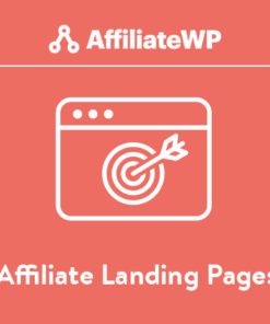 Affiliate Landing Pages - AffiliateWP
