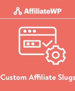 Custom Affiliate Slugs - AffiliateWP