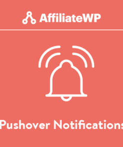 Pushover Notifications - AffiliateWP