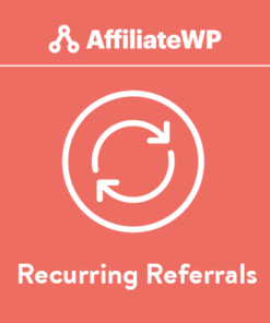 Recurring Referrals - AffiliateWP