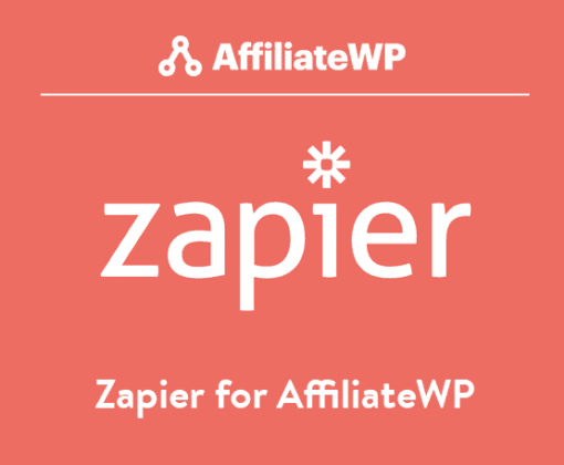 Zapier for AffiliateWP - AffiliateWP